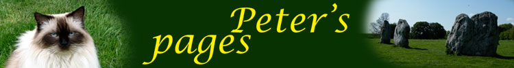 Peter's Pages